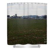 Amish Homestead 166 Shower Curtain