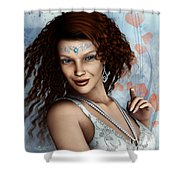 Amorous Shower Curtain