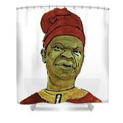 Amos Tutuola Shower Curtain