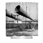 Amplifiers, 1921 Shower Curtain