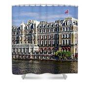 Amstel Amsterdam Hotel Shower Curtain