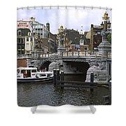 Amsterdam Scene Shower Curtain