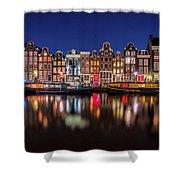 Amsterdamn Shower Curtain