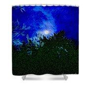 An Affair With Isolation_forest Shower Curtain