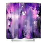 An Angels Smile Shower Curtain