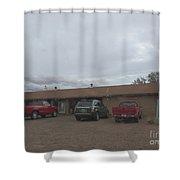 An Arizona Tavern Shower Curtain