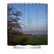 An Autumn Afternoon, Ireland Shower Curtain