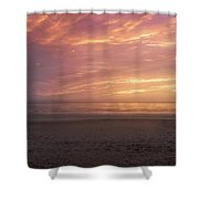 An Enchanted Morning Shower Curtain