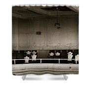 An Evening At The Opera #3 Shower Curtain