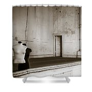 An Evening At The Opera Shower Curtain