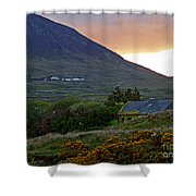 An Ivy Covered Cottage Shower Curtain