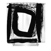 An Open Window 2- Art By Linda Woods Shower Curtain