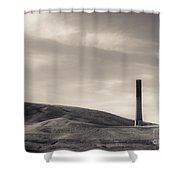 Anaconda Shower Curtain