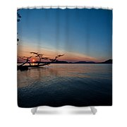 Anacortes Vision Shower Curtain