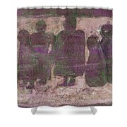 Ancestors Shower Curtain