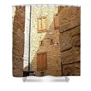 Ancestral Home Shower Curtain