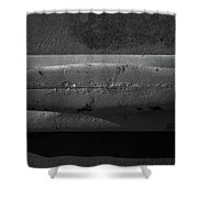 Anchored Shower Curtain