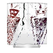 Ancient Art Shower Curtain