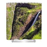 Ancient Cascade Shower Curtain