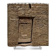 Ancient Doorways 2 Shower Curtain