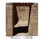 Ancient Doorways Shower Curtain
