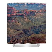 Ancient Formations North Rim Grand Canyon National Park Arizona Shower Curtain