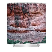 Ancient Ruins Mystery Valley Colorado Plateau Arizona 03 Shower Curtain