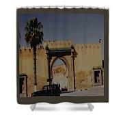 Ancient Spirit Shower Curtain