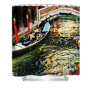 ancient Venice Shower Curtain