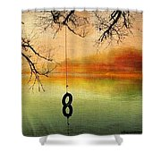 ...and The Livin' Is Easy... Shower Curtain