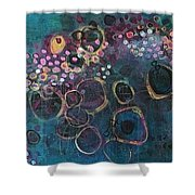 And Yet You Are Loved Shower Curtain