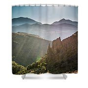Andalucia Morning Shower Curtain