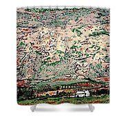 Andalusia Shower Curtain