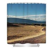 Andalusian Landscape. Ronda Shower Curtain