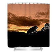 Andalusian Woods Shower Curtain