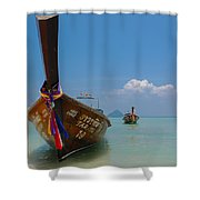 Andaman Dreams Shower Curtain