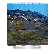 Andean Journey Shower Curtain