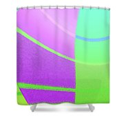 Andee Design Abstract 1 Of The 2016 Collection Shower Curtain by Andee Design