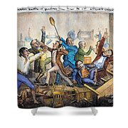 Andrew Jackson (1833) Shower Curtain by Granger