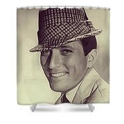 Andy Williams, Singer Shower Curtain