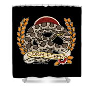 Anery Corn Keeper Shower Curtain
