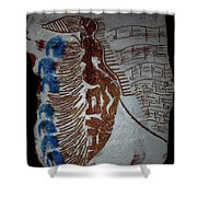 Angel 7 Shower Curtain