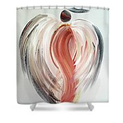 Angel Grace Shower Curtain