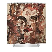 Angela II Shower Curtain