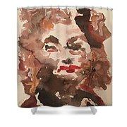 Angela IIi Shower Curtain