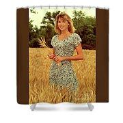 Angela Wheat-0781 Shower Curtain