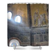 Angelic Alcove Shower Curtain