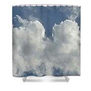 Angels 3 N 2 Shower Curtain
