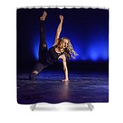 Angels 7 Shower Curtain