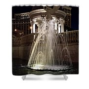 Angel's Call Shower Curtain